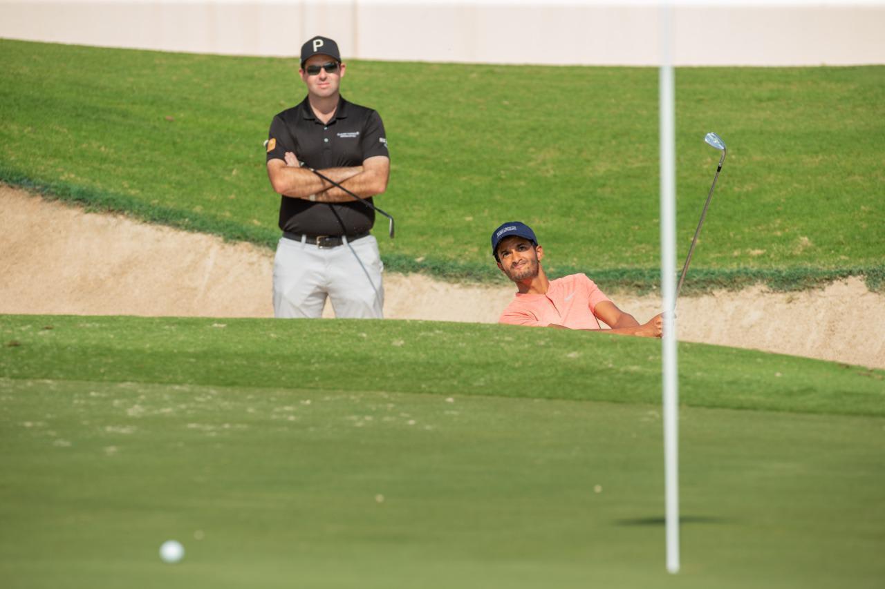 الهاوي السعودي الأفضل في الغولف سعود الشريف يشارك الطقوس التي يقوم بها قبل أي مباراة.. ما هي؟