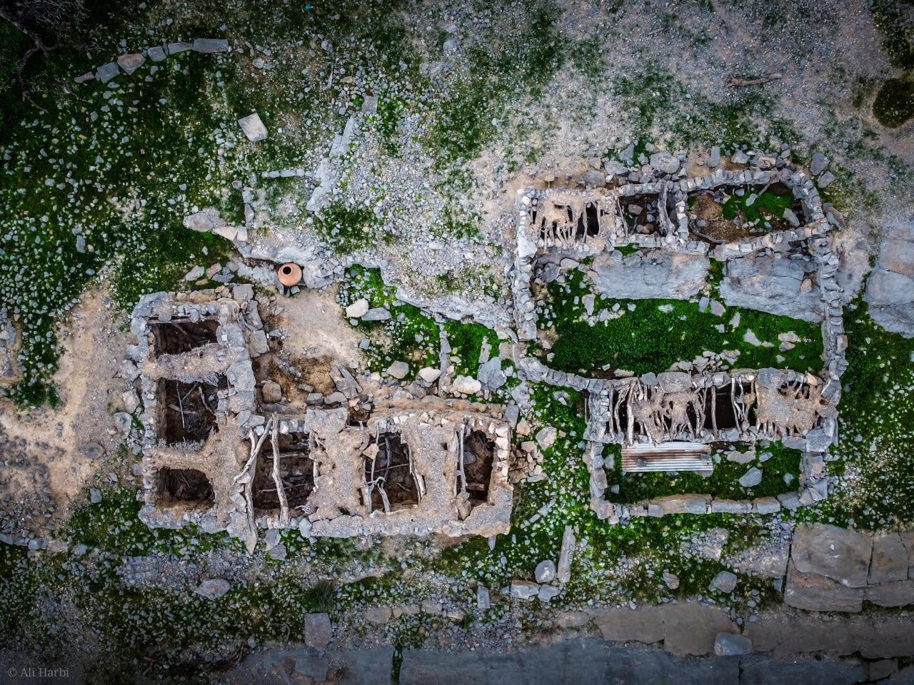 قرية كمزار في سلطنة عمان