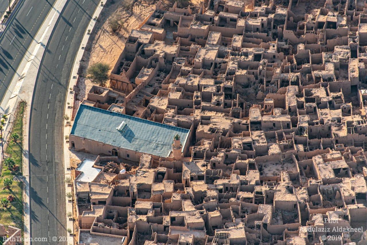 بلدة العلا القديمة