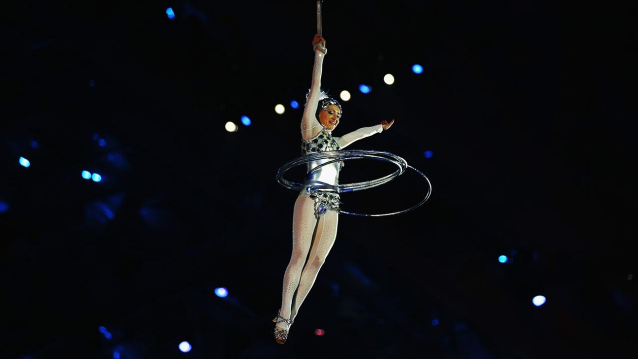 لقطات من الحفل الختامي لأولمبياد المعاقين في سوتشي