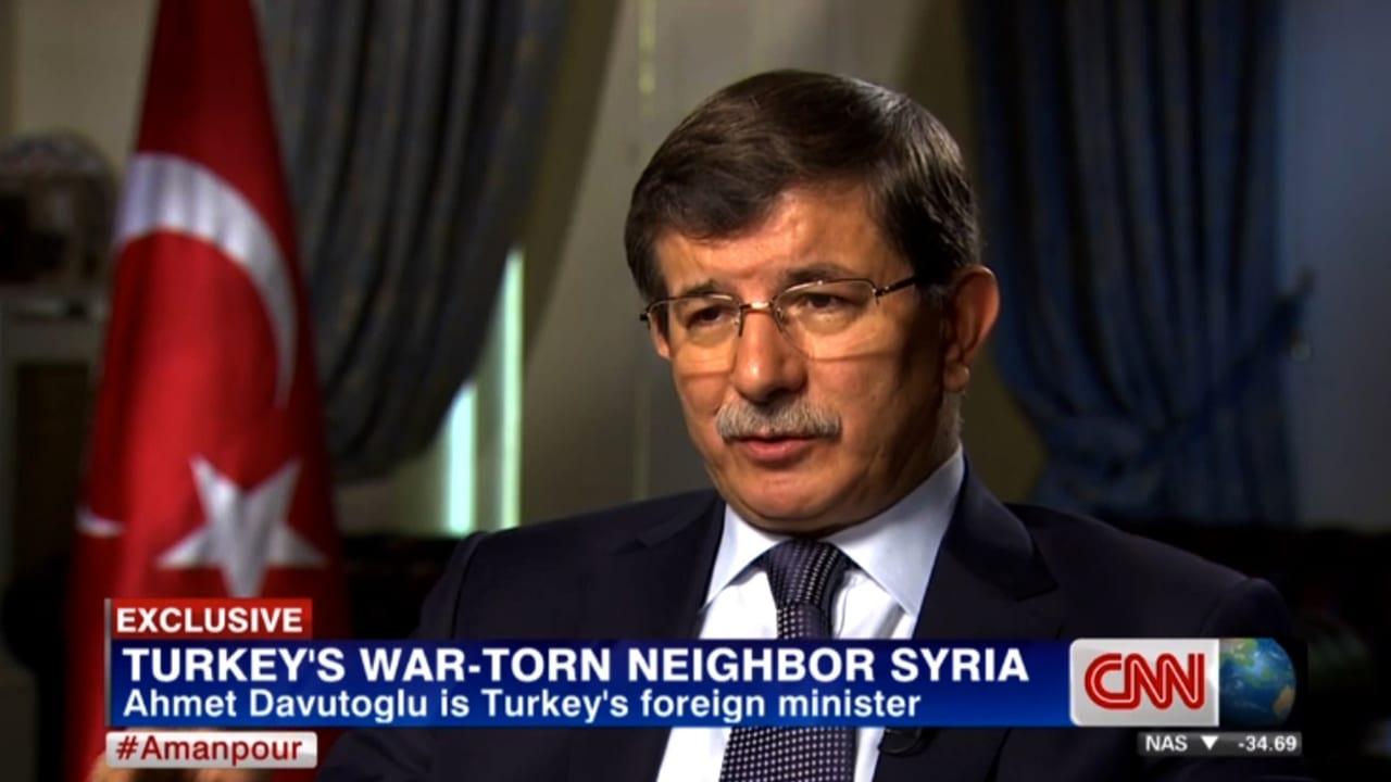 بالفيديو.. أوغلو لـCNN: ترك الأسد ولّد أزمة أوكرانيا.. وقلب أردوغان يعتصر ألما بسبب كارثة المنجم
