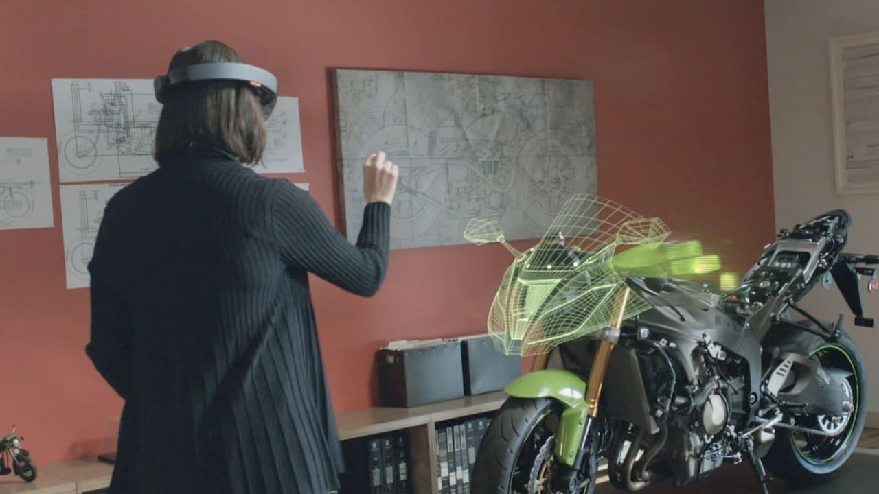 مايكروسوفت يوجه ضربة جديدة للمنافسين.. اصنع صورا طيفية واطبعها ثلاثية الأبعاد
