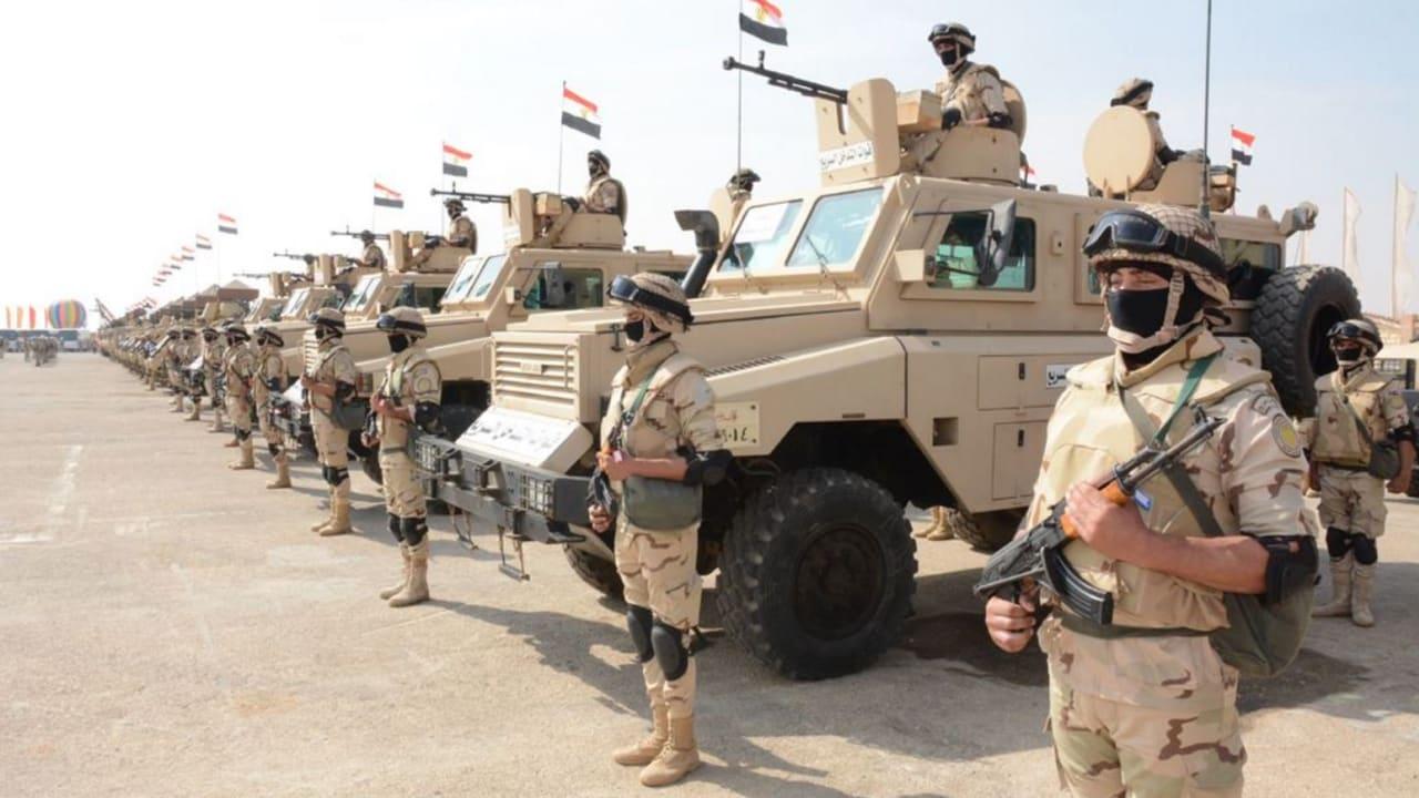 القوات المسلحة تنهى إستعدادتها للمشاركة فى تأمين الإنتخابات النيابية 2015
