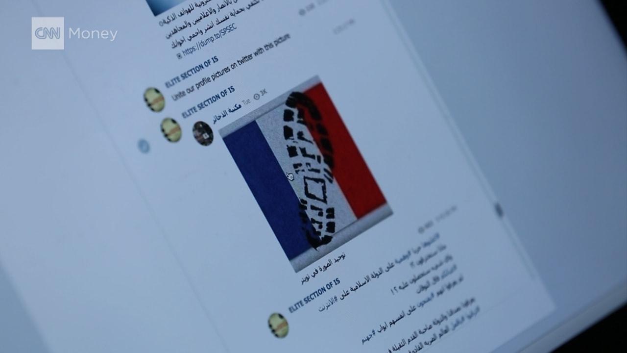 """منصات داعش الإلكترونية لـ""""خدمة العملاء"""" تقدم نصائح لتصفح آمن"""