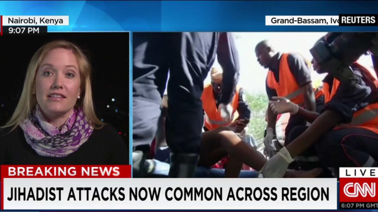 القاعدة في المغرب الإسلامي يتبنى هجوم فنادق ساحل العاج.. والحصيلة 16 قتيلا