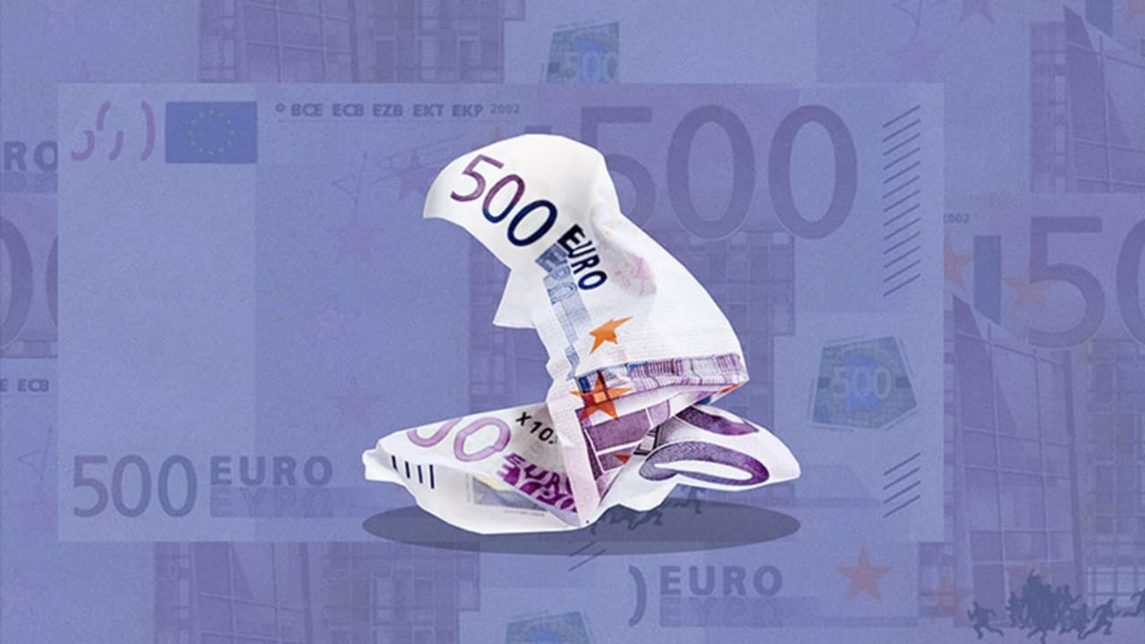 """بداية النهاية لورقة 500 يورو النقدية.. والسبب؟ """"الإرهاب"""""""