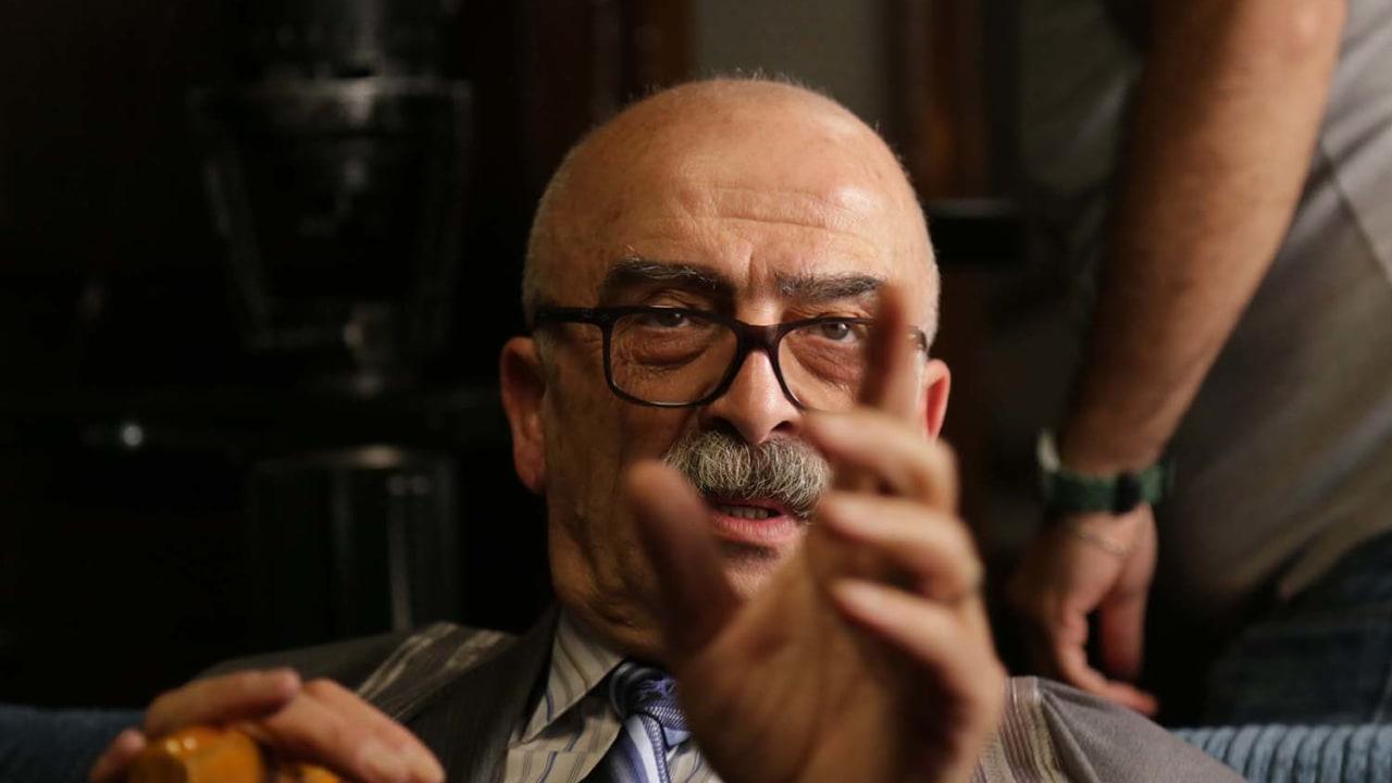 الممثل سلوم حداد بدور إبراهيم الغول أبو عبدو.