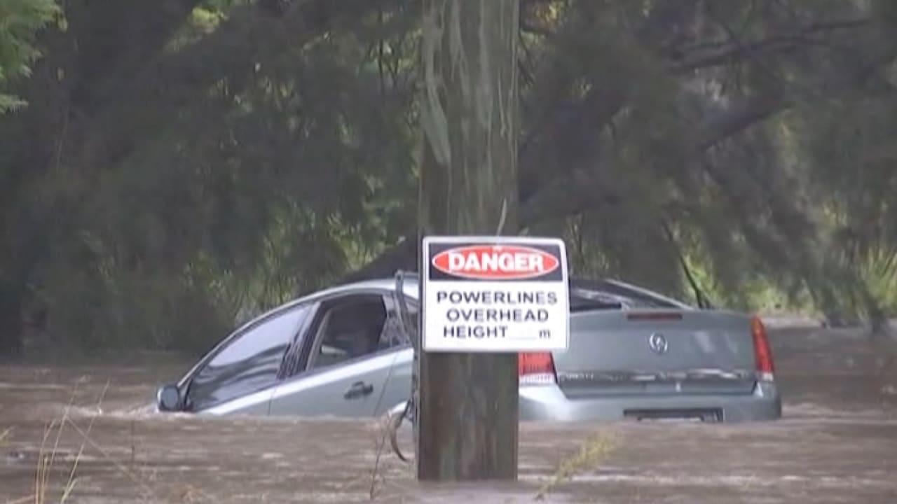 بالفيديو: عواصف وأمطار غزيرة في جنوب أستراليا وعمليات إجلاء وتحذيرات من الأسوأ