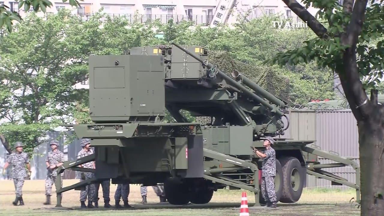 شاهد.. اليابان تنشر صواريخا اعتراضية تأهباً لمواجهة صاروخ بالستي من كوريا الشمالية