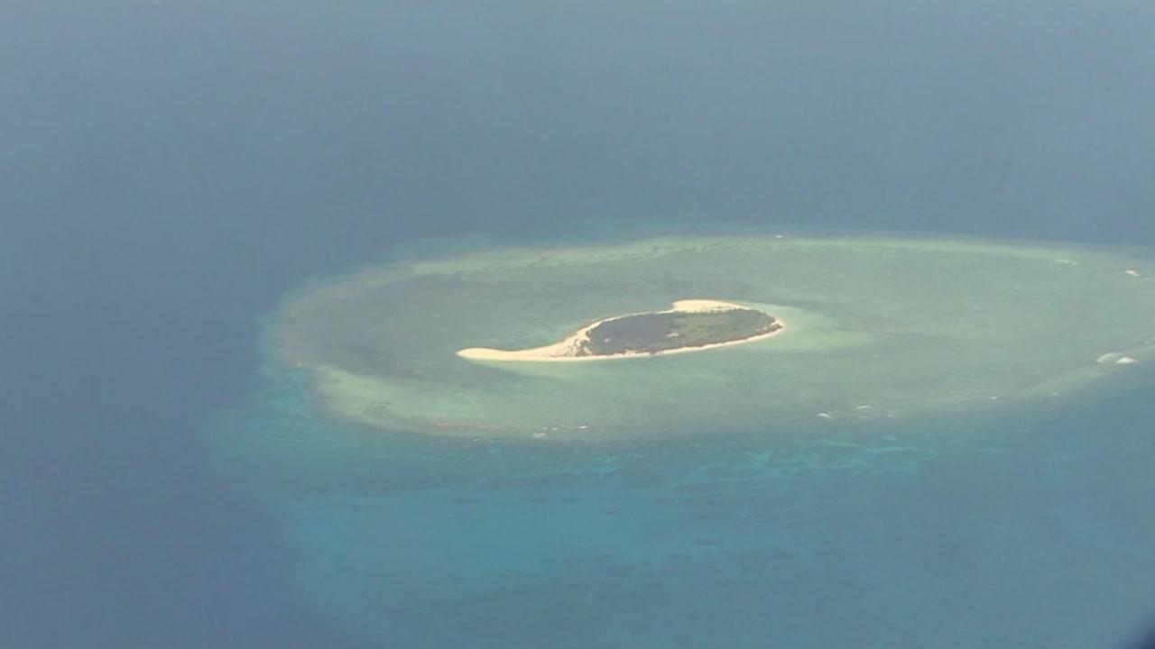 شاهد.. كاميرا CNN تحلق فوق جزر سبراتلي المتنازع عليها في بحر الصين الجنوبي