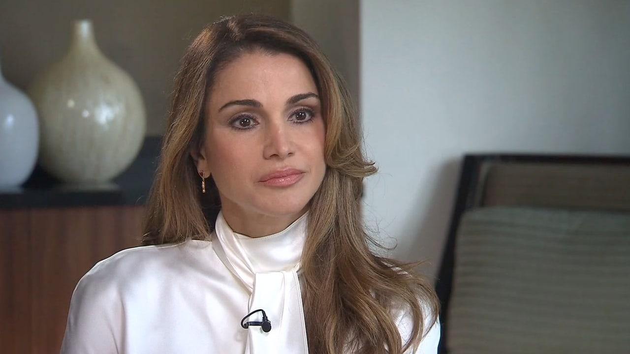 الملكة رانيا لـCNN: نرحب بمشاركة الإخوان في الانتخابات.. والأردن قادر على التواجد في واجهة الاعتدال