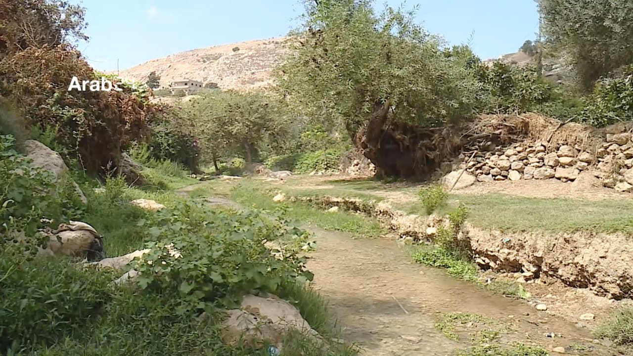 """اكتشاف """"كهف السيد المسيح"""" في الأردن"""