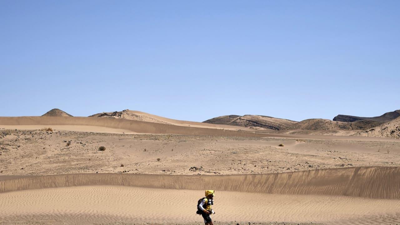 250 كيلومترا على الأقدام في 6 أيام… تعرف إلى مغامرة شاب فلسطيني
