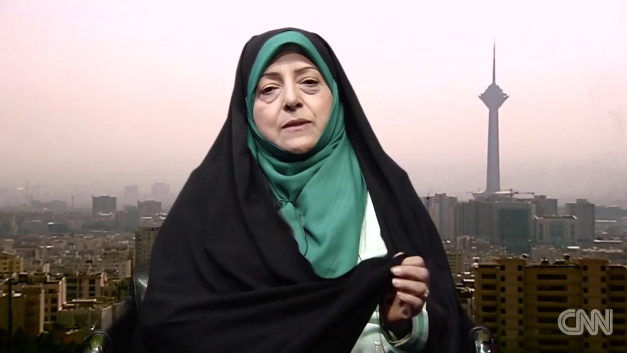 نائب رئيس إيران لـCNN: بعكس دولتنا.. السعودية لم تجرّب الانتخابات أبداً
