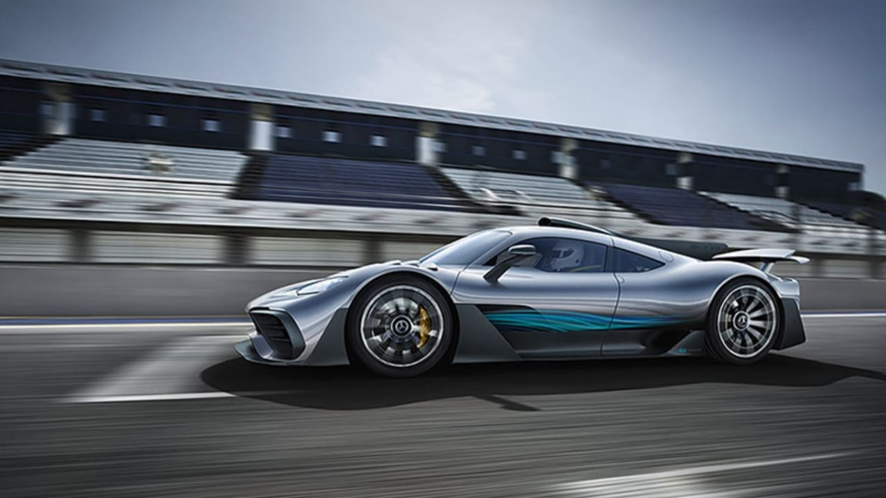 """""""Mercedes-AMG Project One"""""""