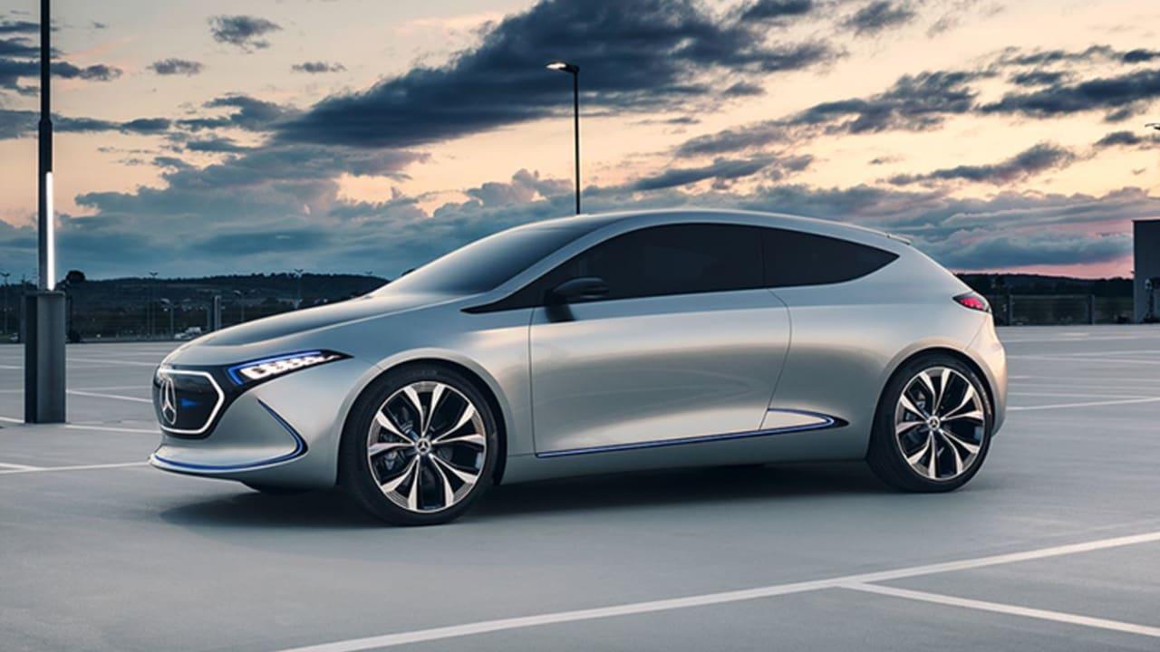 """""""Mercedes Concept EQa"""""""