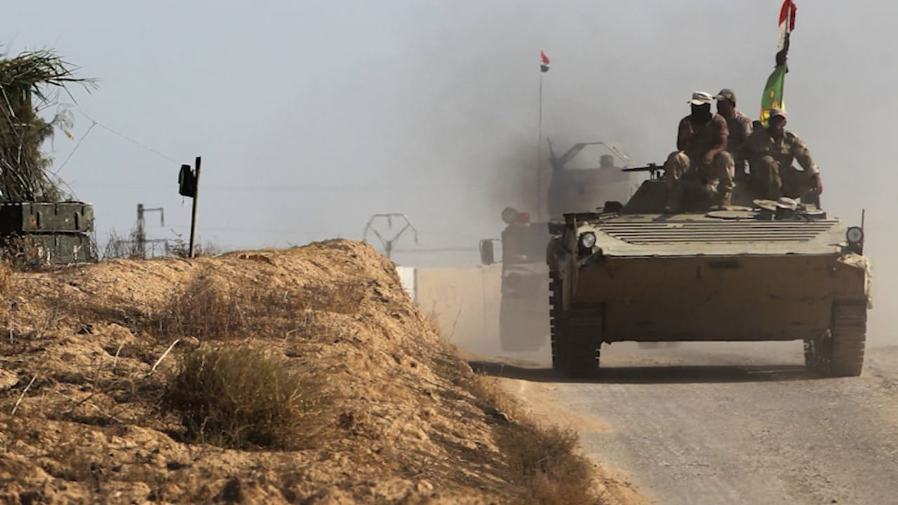 """كيف تصاعدت التوتراتإلى """"مواجهة عسكرية"""" بين البيشمركة والحكومة العراقية؟"""
