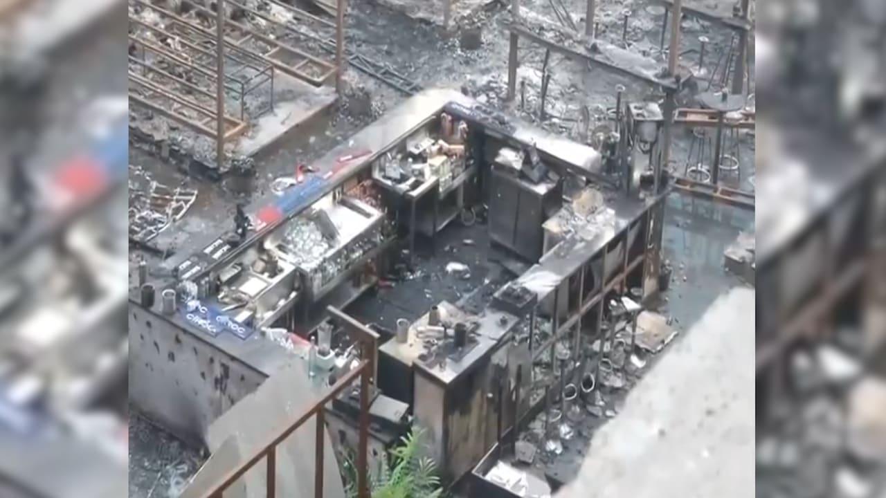عشرات القتلى والمصابين في حريق ضخم في الهند