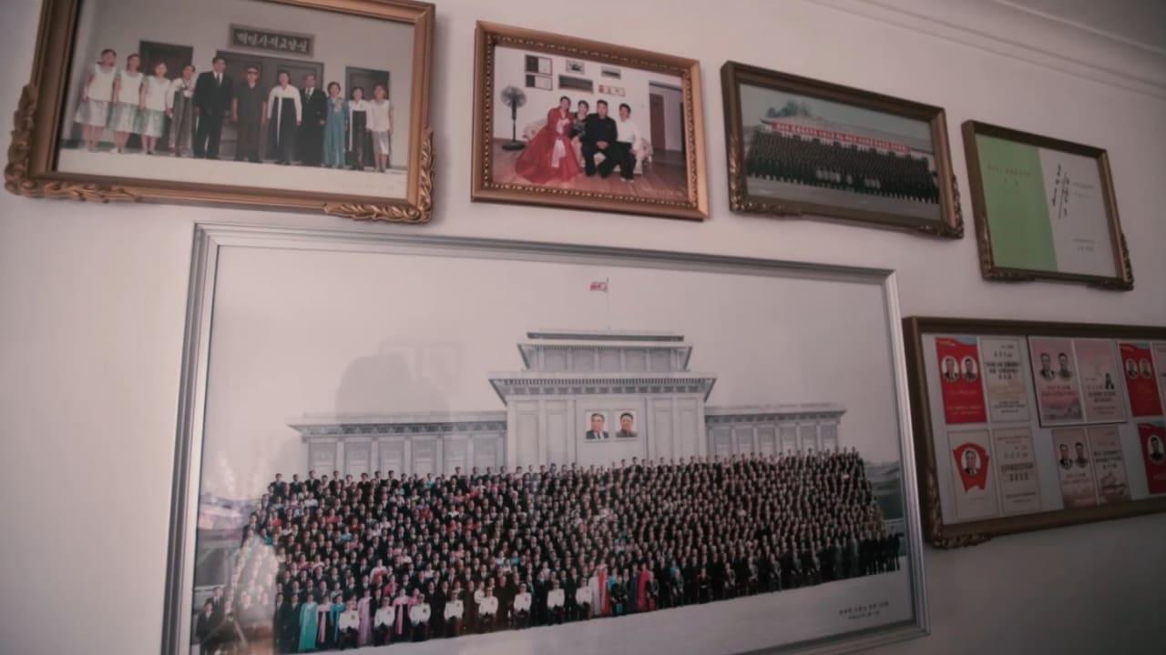 كاميرا CNN في منزل عضوة بارزة في الحزب الحاكم بكوريا الشمالية