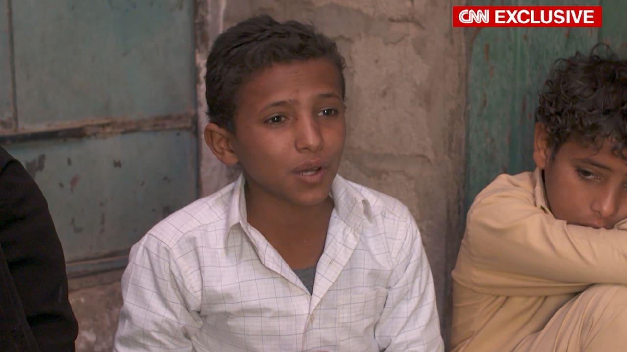 حصرياً على CNN.. هؤلاء هم أطفال اليمن المجندون