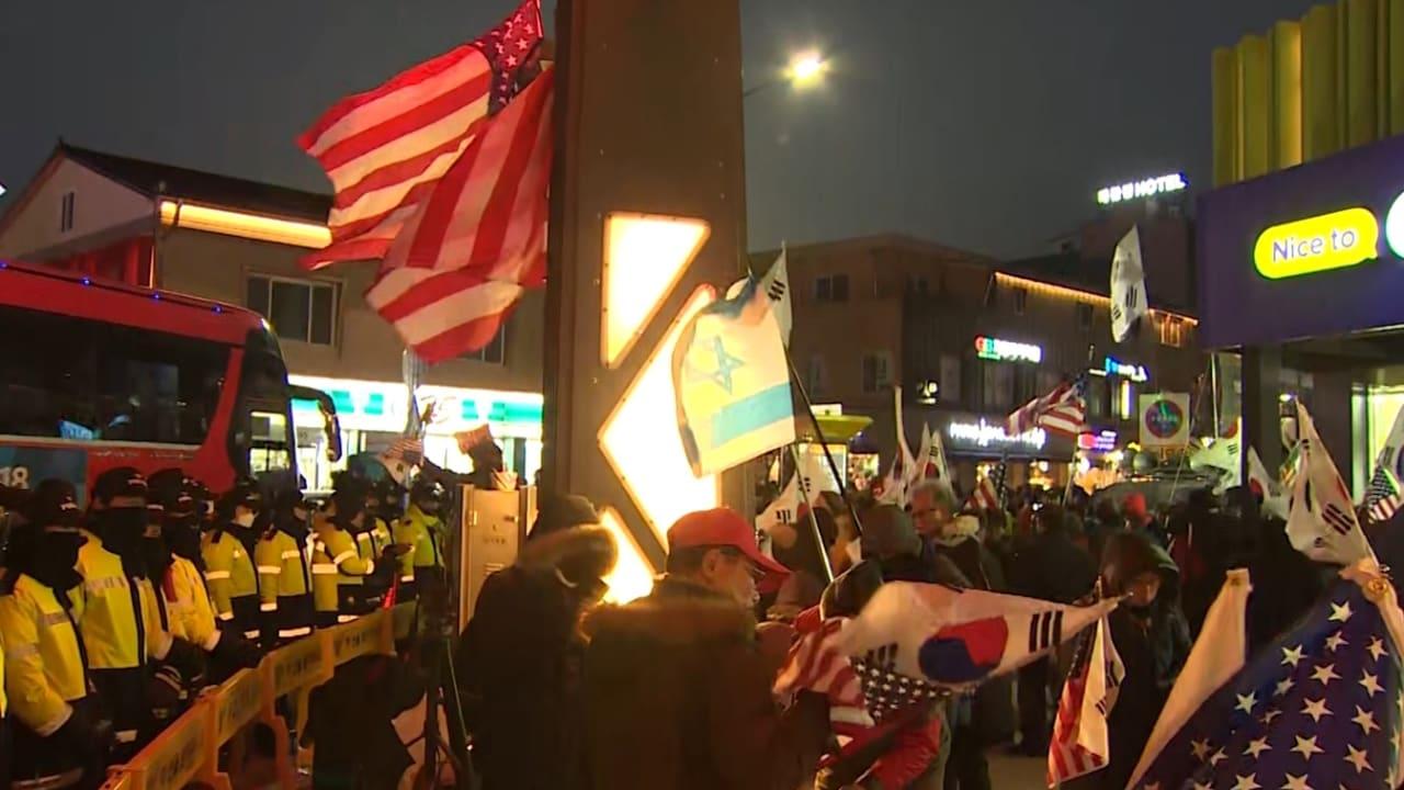 احتجاجات ضد كوريا الشمالية بالتزامن مع الأولمبياد الشتوية