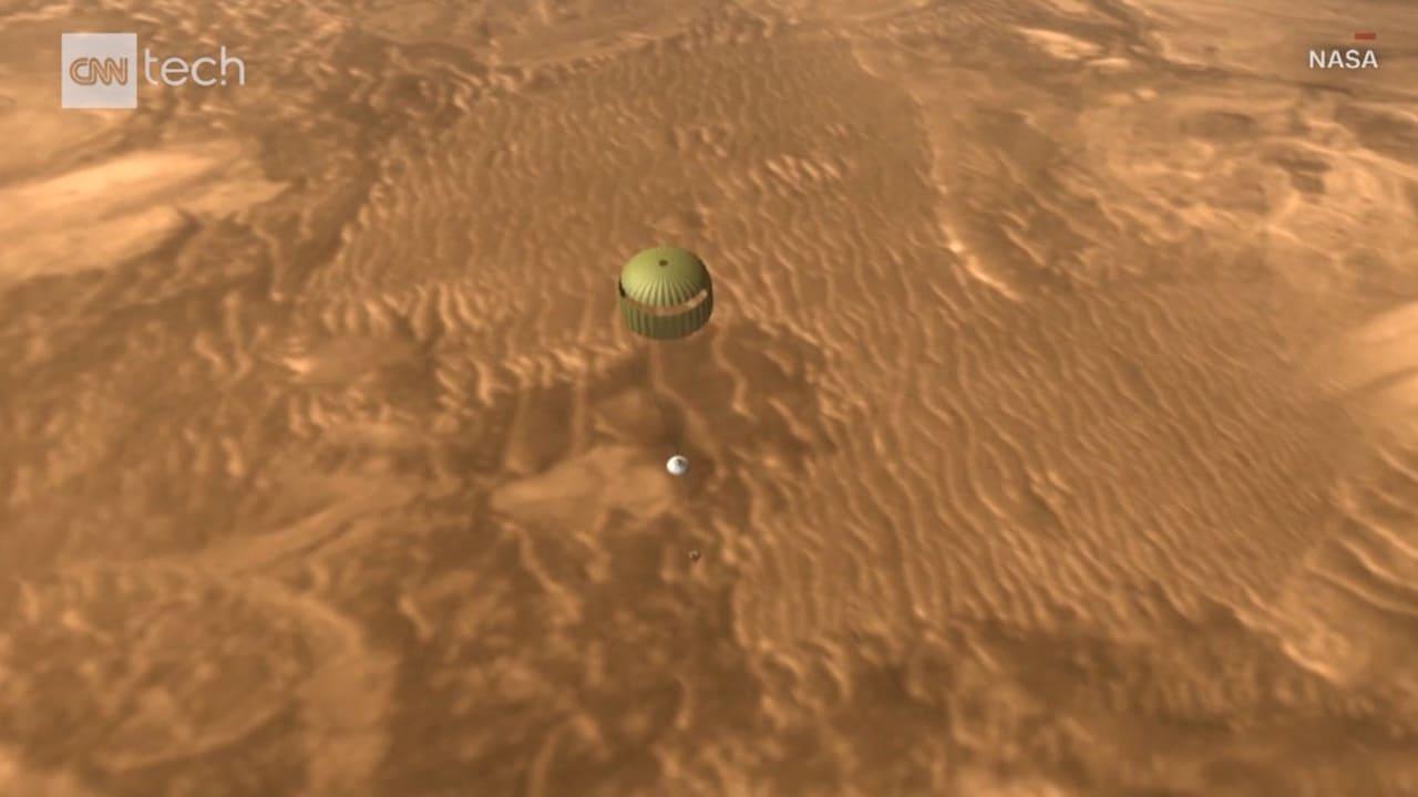 ناسا تحتفل بمرور 5 آلاف يوم لمسبارها على المريخ