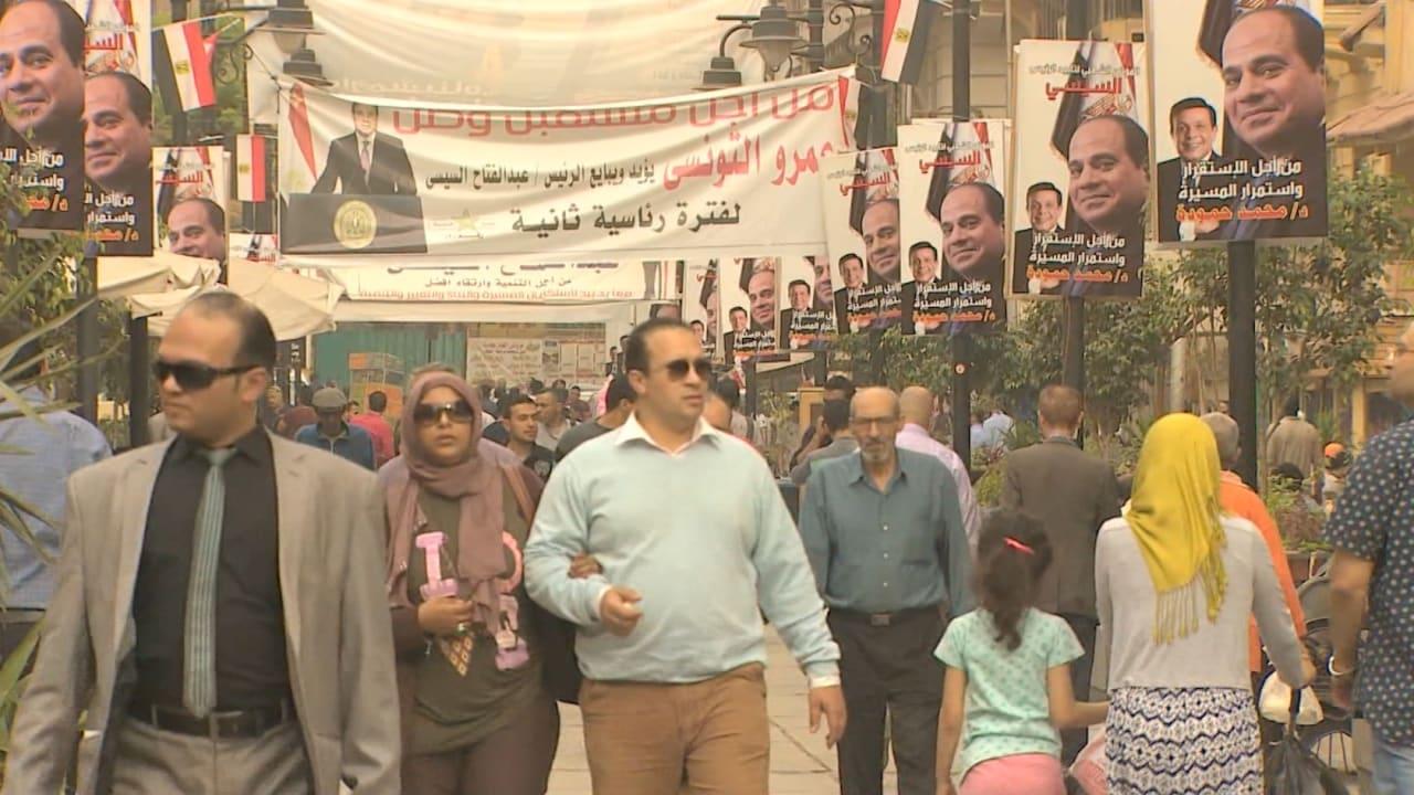 الانتخابات الرئاسية المصرية.. لا منافسة أو خيارات