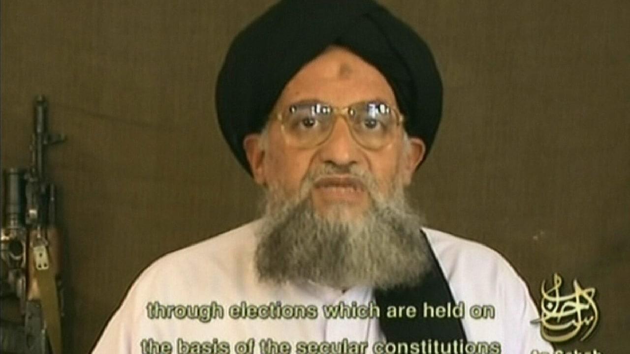 """في ذكرى 11 سبتمبر.. الظواهري يحث أنصاره على مهاجمة """"العدو الأول للمسلمين"""""""
