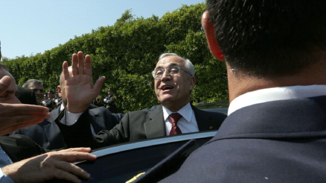 """رئيس لبنان السابق يغرد عن """"الحشيشة"""".. ماذا قال؟"""