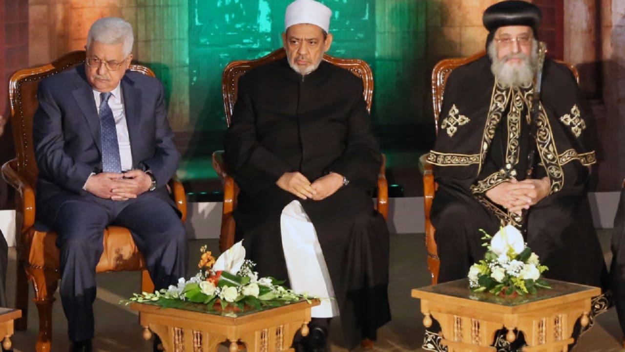 شيخ الأزهر: القدس لم تكن مدينة سلام إلا تحت الحكم الإسلامي