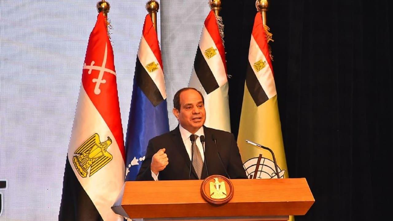 السيسي يقارن بين هشام عشماوي وأحمد المنسي: نريد محاسبته
