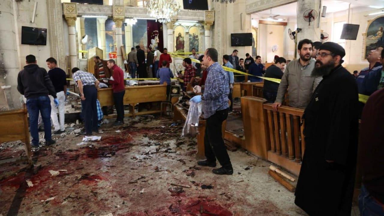 """محكمة عسكرية تقضي بإعدام 17 وسجن 29 في وقائع """"تفجير كنائس"""" وكمين بمصر"""