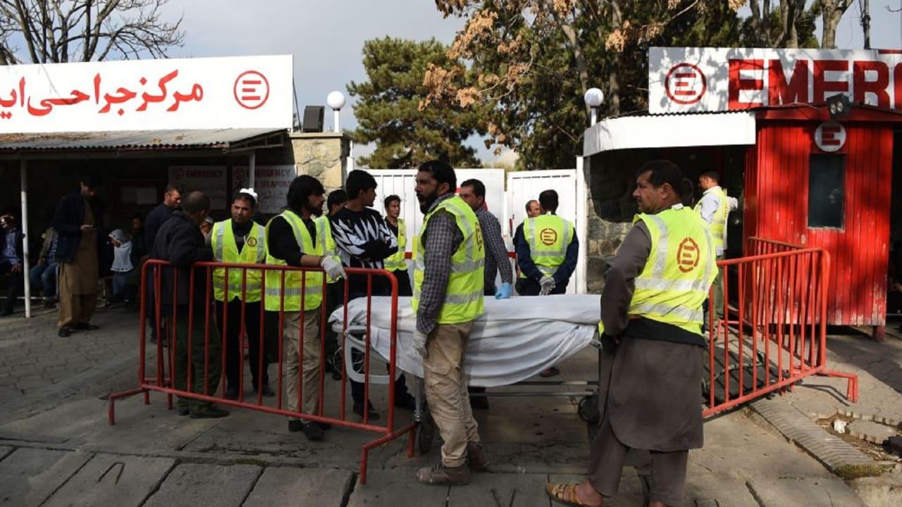قتلى وجرحى في تفجير انتحاري أمام مدرسة أفغانية