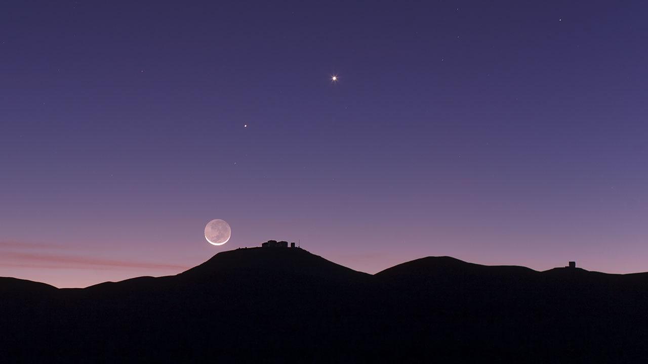 مركز الفلك الدولي يحدد موعد عيد الفطر 2019