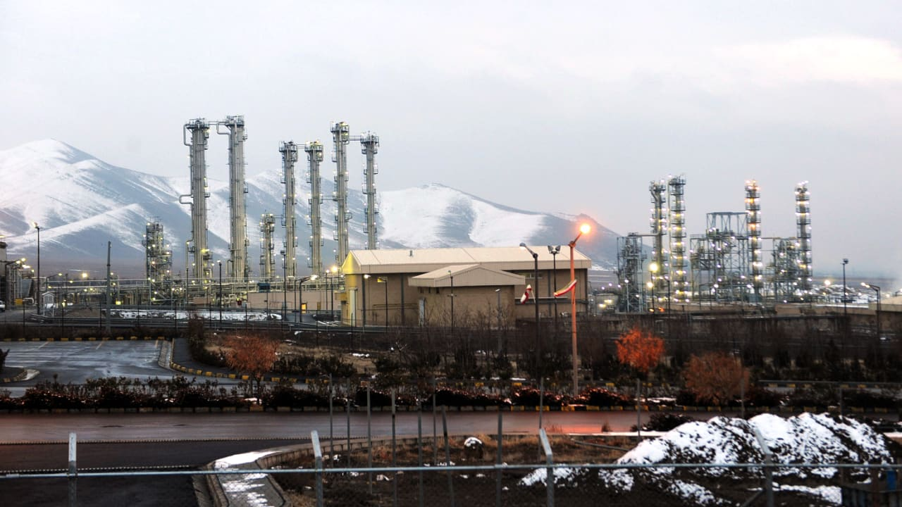 وكالة الطاقة الذرية توثق تجاوز مخزون اليورانيوم المخصب الإيراني 300 كغ