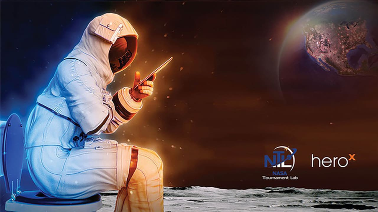 ناسا تقدم جوائز لمن يصمم مرحاضاً يعمل على سطح القمر.. هذه قيمتها