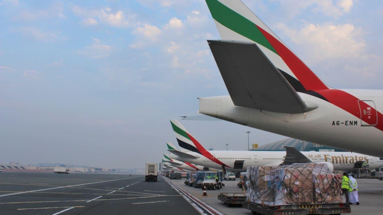 المدينة العالمية للخدمات الإنسانية ترسل 30 طنا من المساعدات إلى لبنان