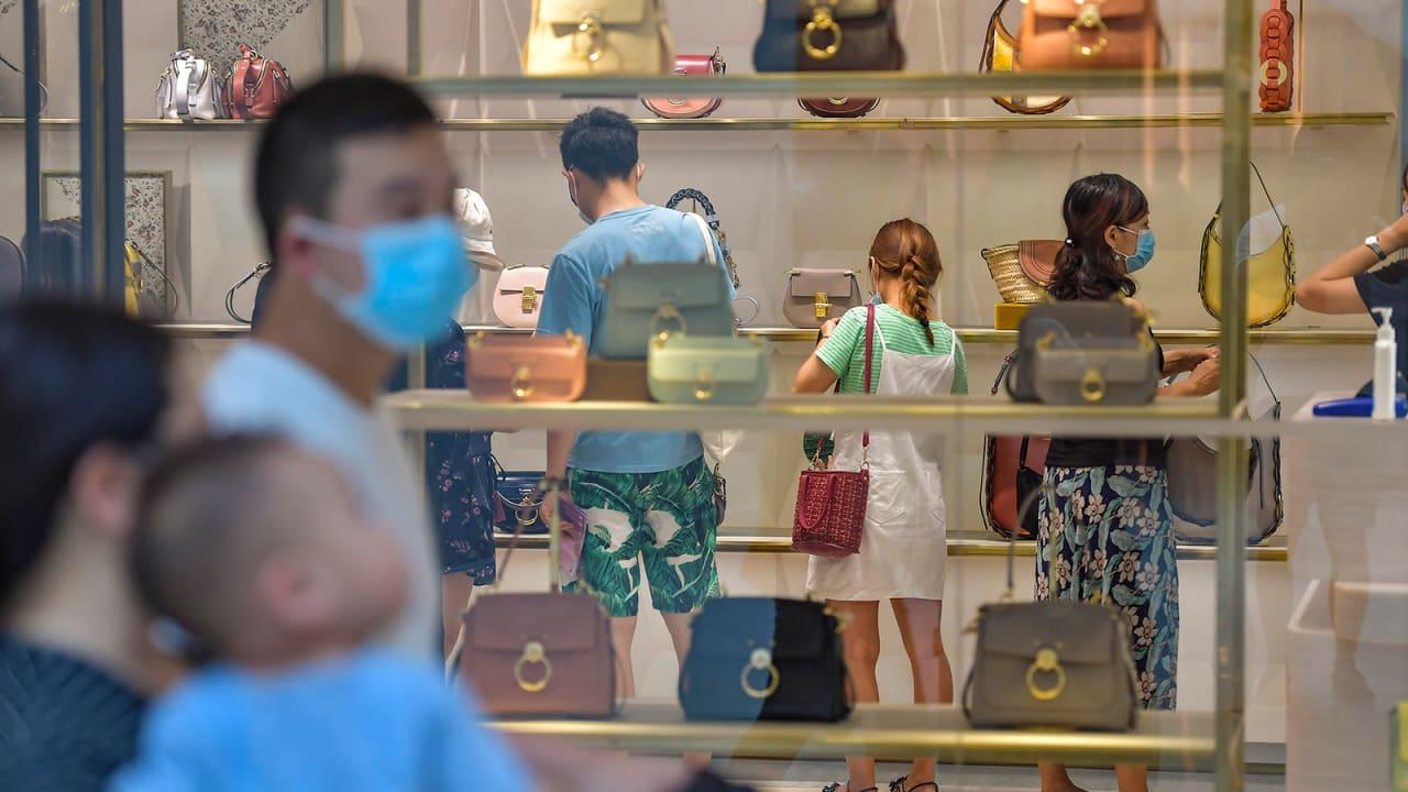 الاقتصاد الصيني ينمو 4.9٪ في الربع الثالث من العام 2020