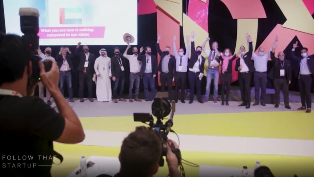 أكثر من 300 شركة ناشئة تنافست لجذب المستثمرين في جيتكس دبي