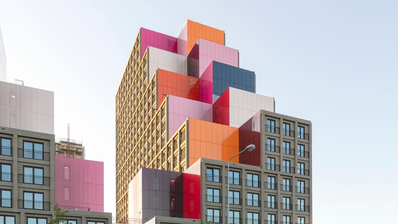 هذه هي المباني المثيرة التي ستشكل العالم في 2021