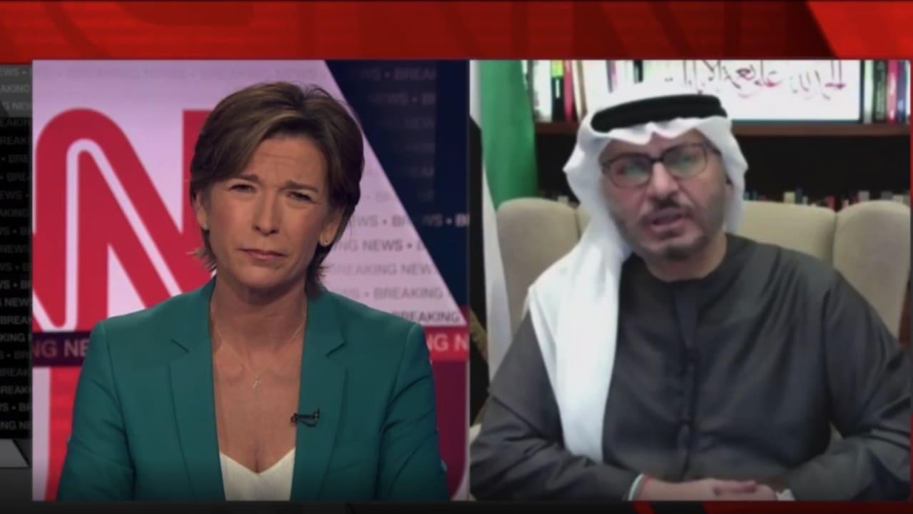 """بعد """"اتفاق العلا"""".. كيف رد قرقاش على سؤال CNN عن قائمة المطالب الـ13؟"""