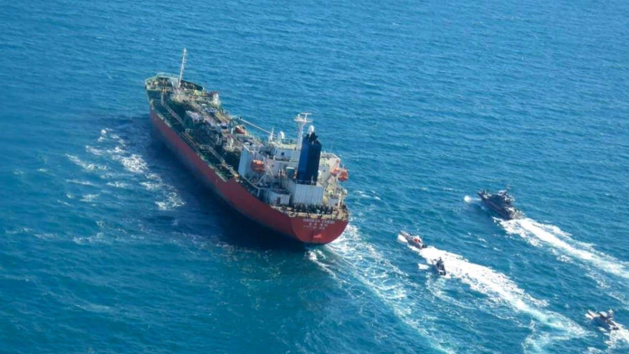 رغم نفي اختطاف السفينة الكورية للحصول على الأصول المجمدة.. إيران: الإفراج عن الأموال سيؤثر إيجابا على قضية الناقلة