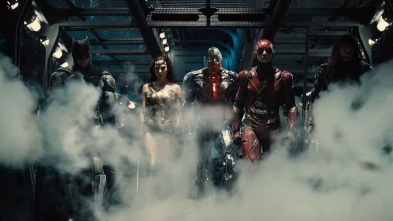 """شاهد المقطع الدعائي الجديد لفيلم الأكشن المنتظر.. """"فرقة العدالة"""""""