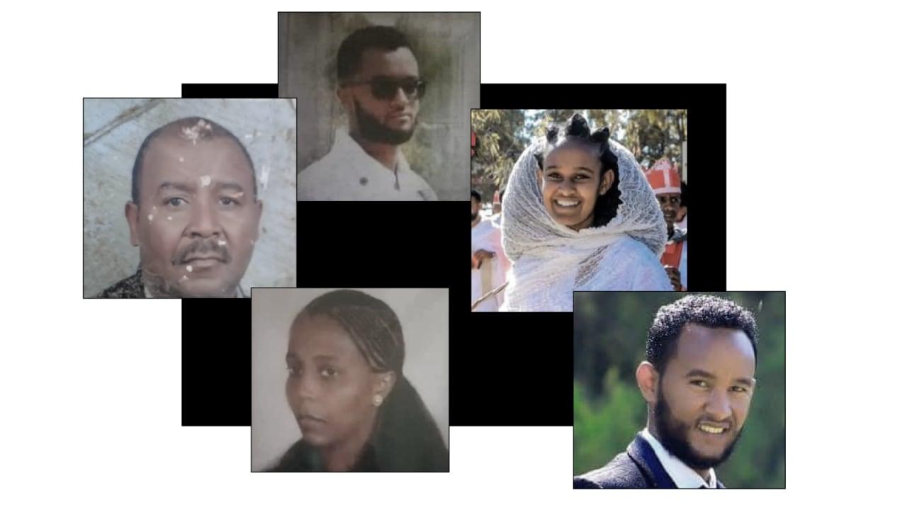 صور ضحايا مذبحة تيغراي في إثيوبيا