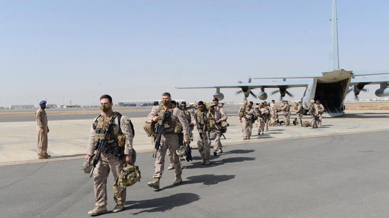 """انطلاق مناورات """"مخالب الصقر 3"""" المشتركة بين القوات البرية السعودية والأمريكية"""