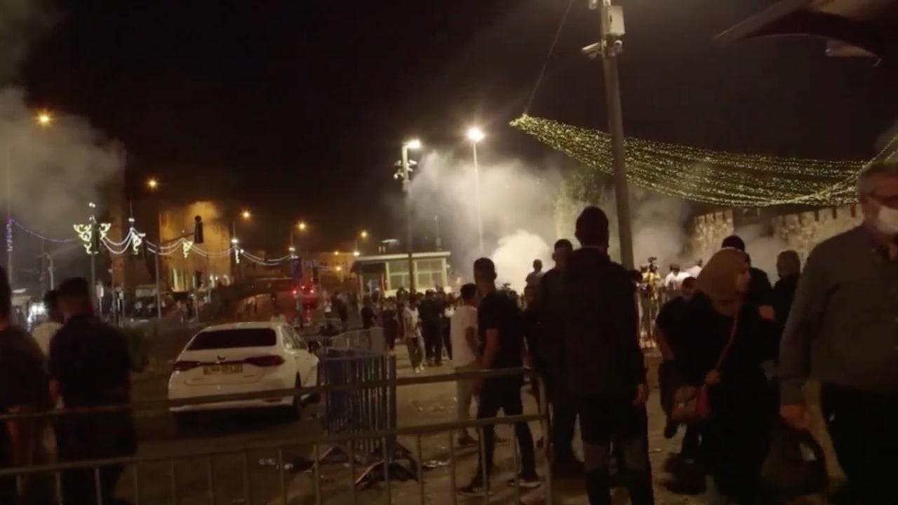 مع تواصل الاحتجاجات.. البابا فرنسيس يدعو لإنهاء العنف في القدس