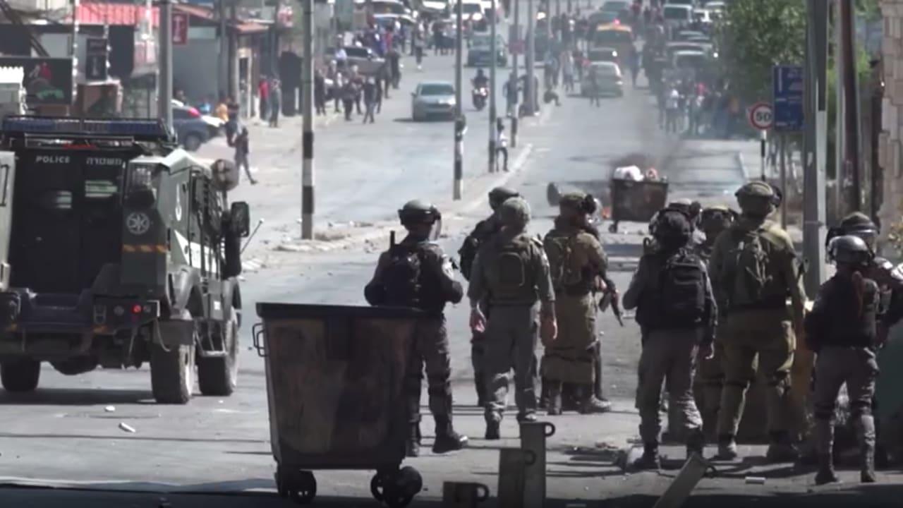 كاميرا CNN ترصد مواجهات الضفة الغربية.. أعلى حصيلة يومية للقتلى منذ سنوات