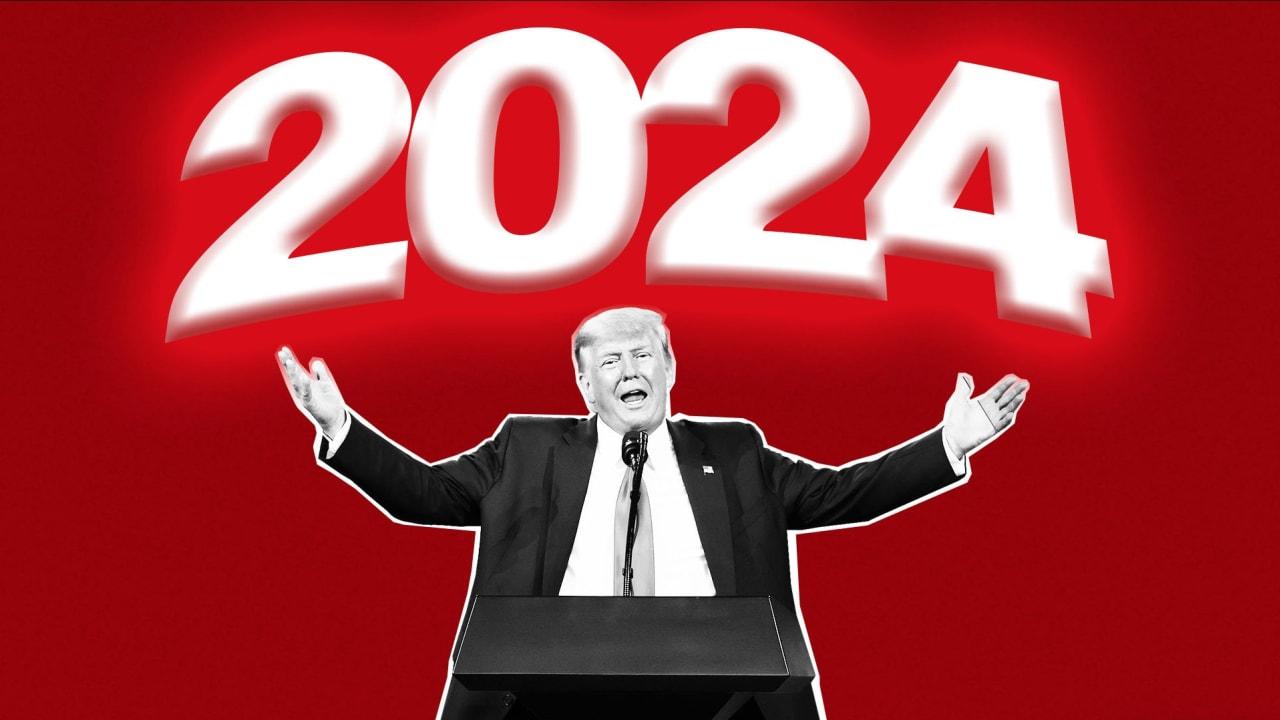 مراسل CNN يشرح.. هل سيترشح الرئيس السابق دونالد ترامب مجددًا في عام 2024؟