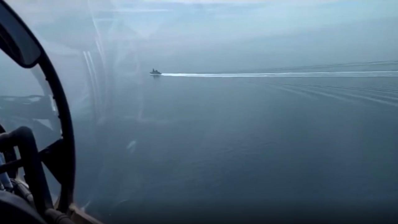 مواجهة بحرية بين بريطانيا وروسيا.. وموسكو: سنقصف السفن التي تنتهك مياهنا الإقليمية