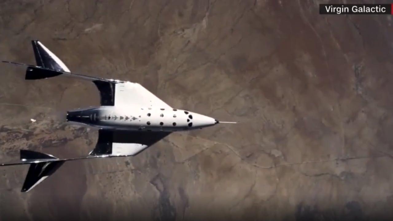 الأثرياء يتسابقون الى الفضاء.. برانسون ينطلق قبل بيزوس بأيام